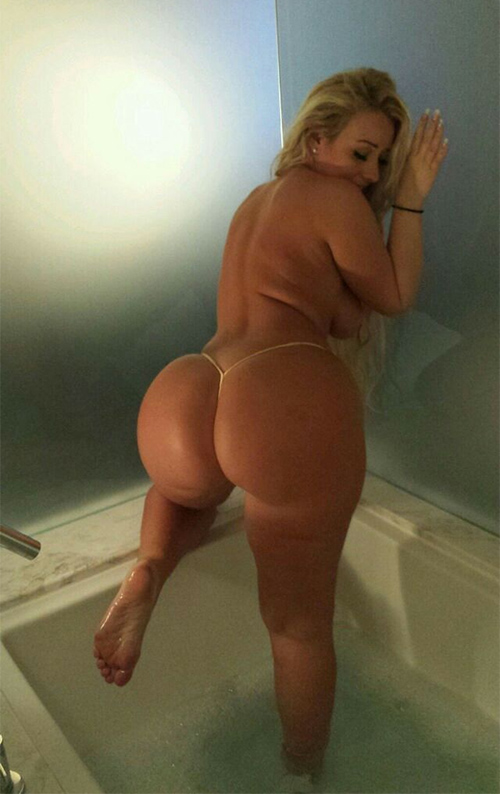 Jenna Shea's huge ass
