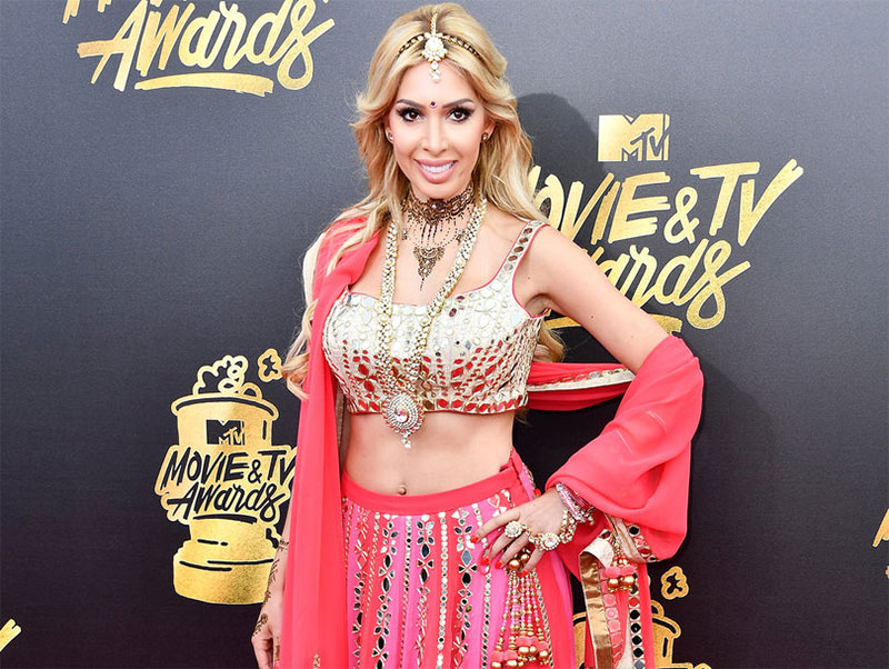 Farrah Abraham MTV Awards