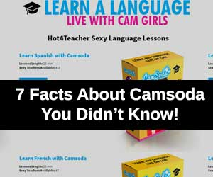Camsoda.com Website Facts