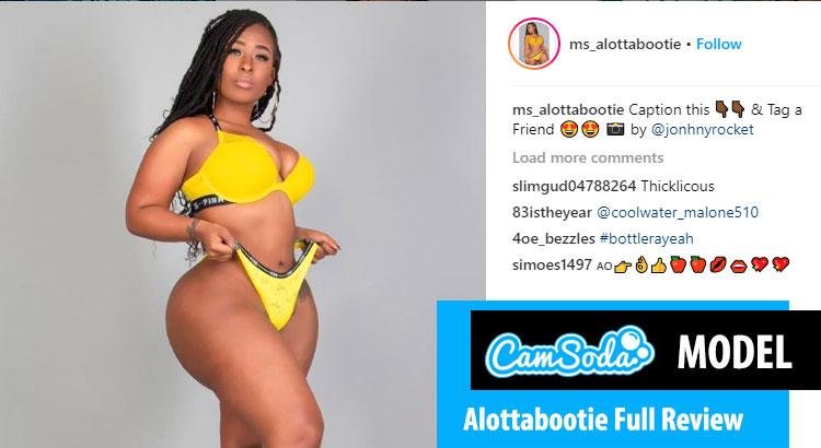 Ms. Alottabootie