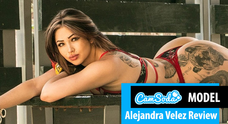 Alejandra Velez cam reviews